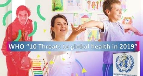 Global Health Threats 2019-2020