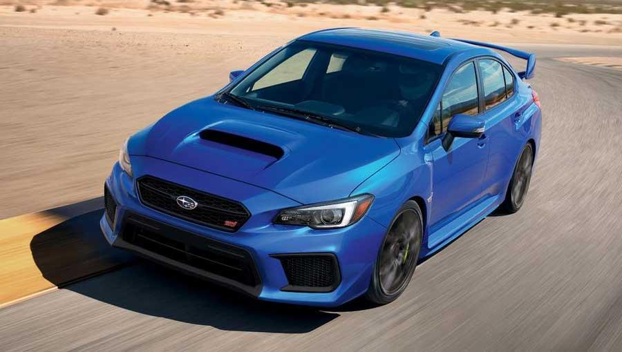 Subaru- WRX