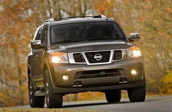 Nissan Armada 1