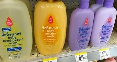 Johnson's and Johnson's