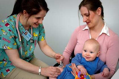 Mandatory Vaccines Children
