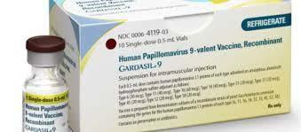 Gardasil vaccination
