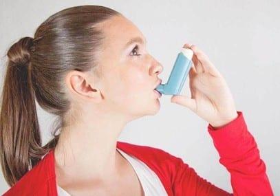 Using Inhaler