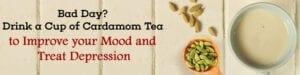 Cinnamon tea for depression