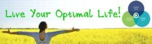 Optimal Life. Banner